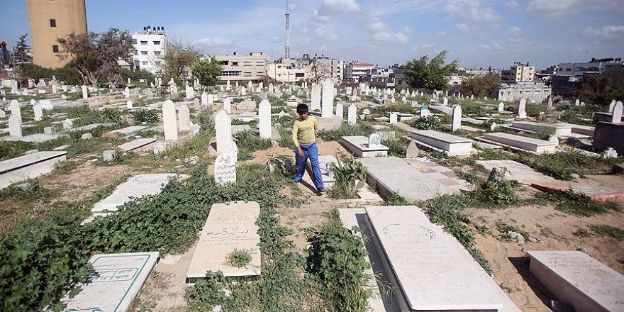 İsrail'den tarihi kabristanda 'defin' yasağı