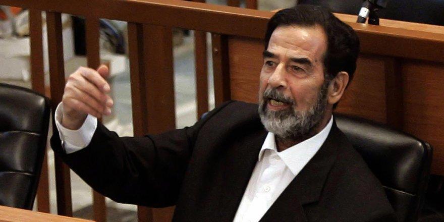 CIA'den Saddam itirafı