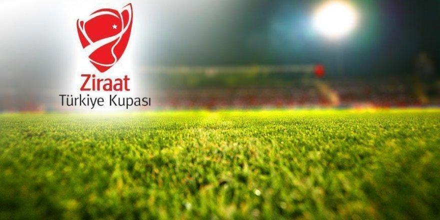 Türkiye Kupası'nda 5. ve 6. hafta programı belli oldu
