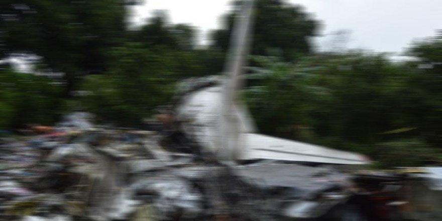 Rusya'da uçak kazası