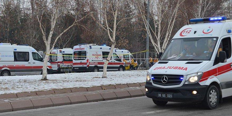 Kayseri'deki hain saldırıyı PKK üstlendi