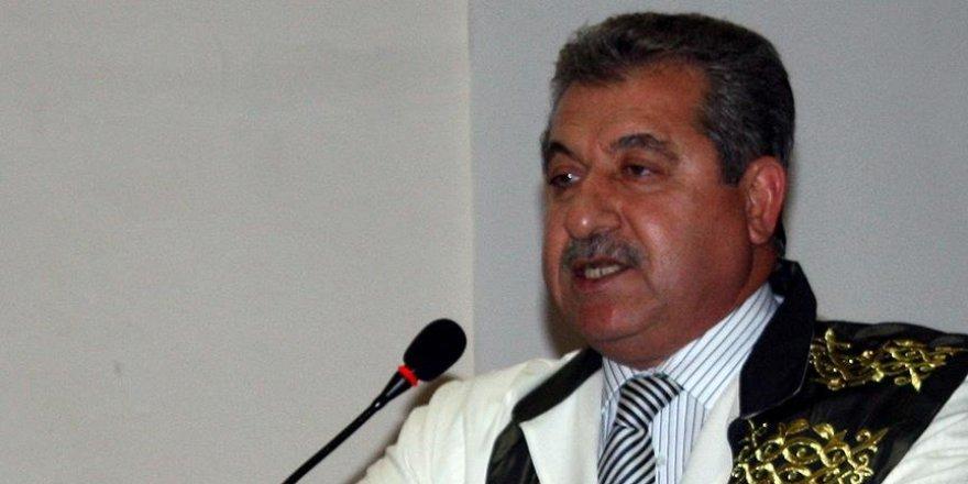Eski Siirt Üniversitesi rektörü FETÖ'den gözaltına alındı