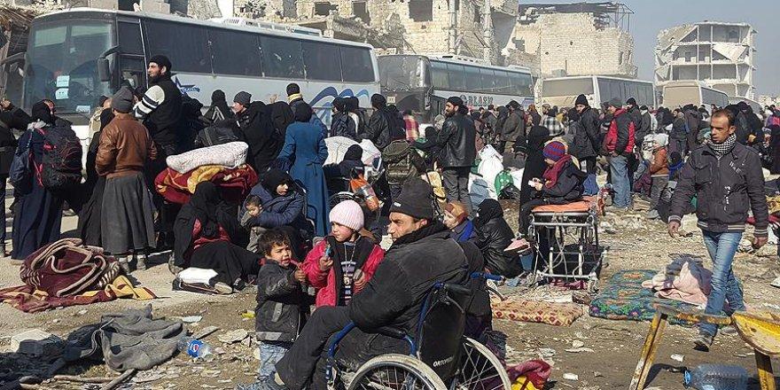 KKTC'de Halep için yardım kampanyası