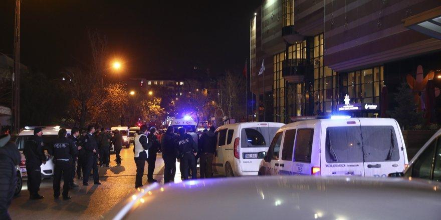 Ankara'da Rus büyükelçiye silahlı saldırı