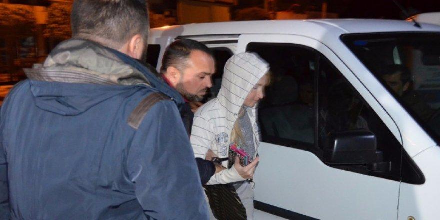 Saldırganın annesi, babası ve kız kardeşi gözaltına alındı