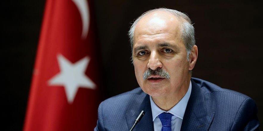 Kurtulmuş: Bu saldırı Türkiye-Rusya ilişkilerini zedelemeyecektir