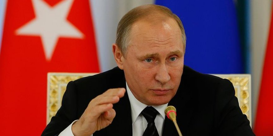 Putin: Attack on envoy provocation against Turkey-Russia ties