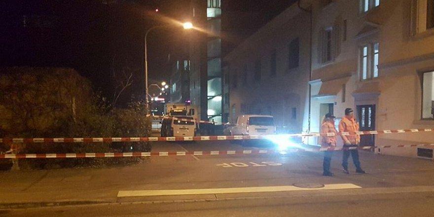 Zürih'te camide silahlı saldırı: 3 yaralı
