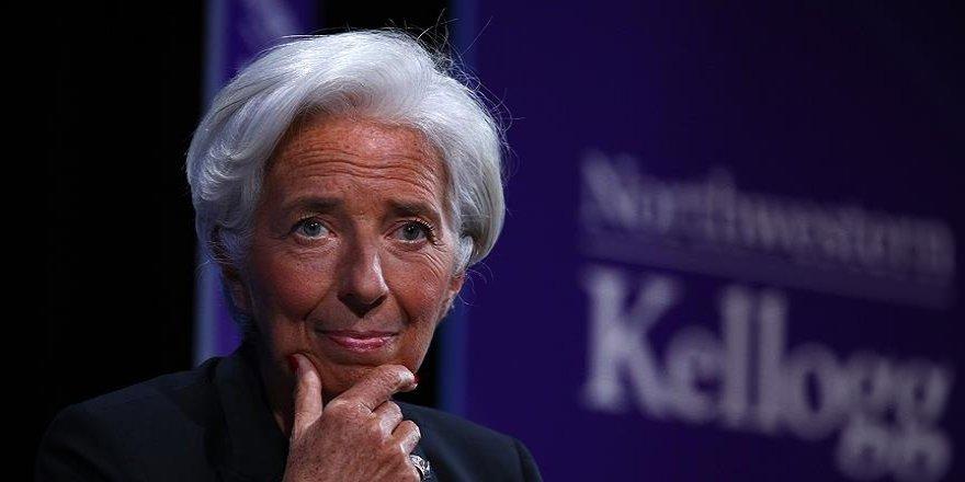 IMF'den Lagarde'a 'güven' açıklaması
