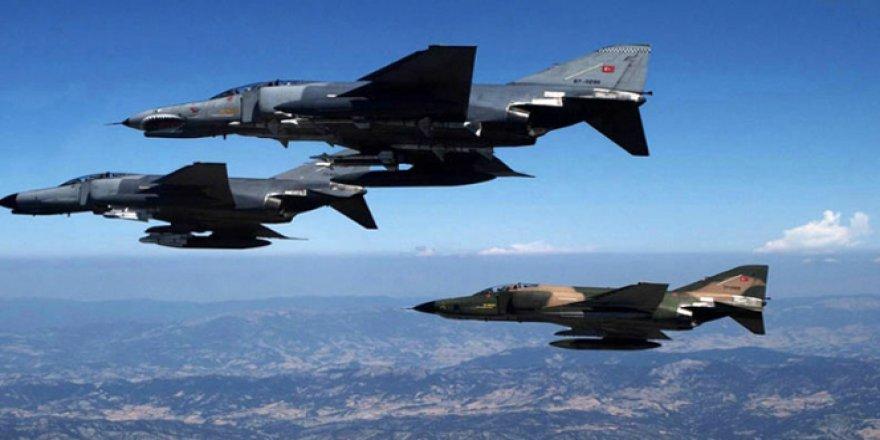 TSK: 'El Bab bölgesinde DEAŞ terör örgütüne ait 16 hedef imha edildi'