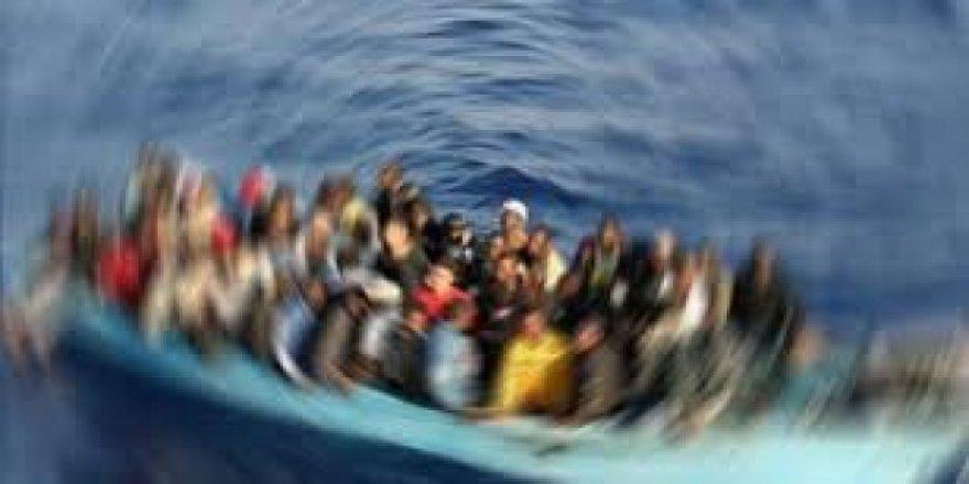 Ayvalık'ta mülteci teknesi battı: 5 kişi öldü