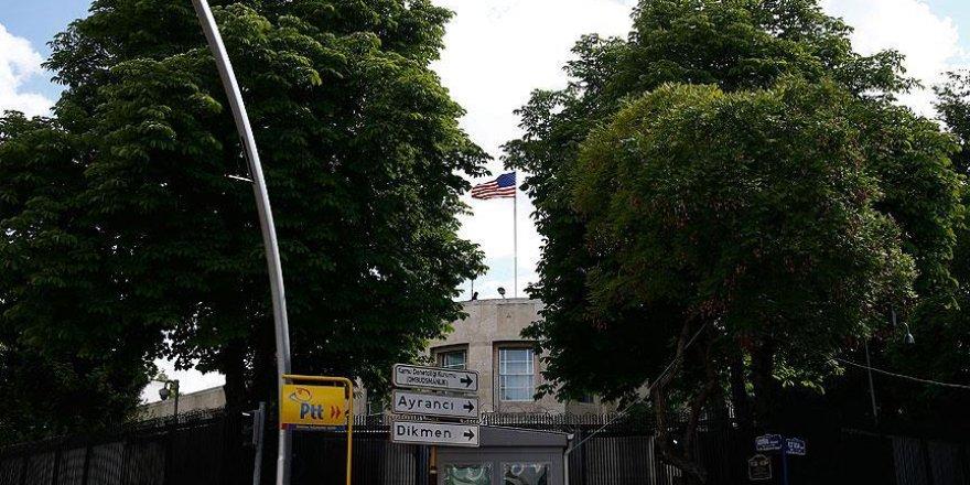 Türkiye'deki tüm ABD temsilcilikleri bugün kapalı