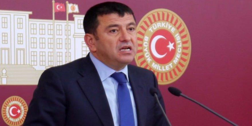 CHP'li Ağababa'dan skandal 'Altıntaş' tweeti