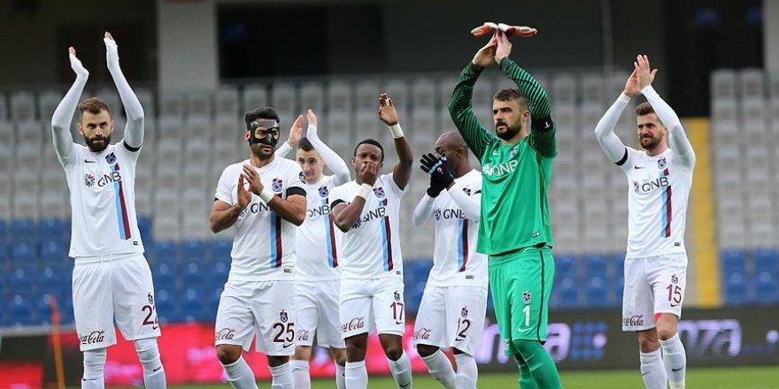 Trabzonspor geriye düştüğü maçlarda puan alamıyor