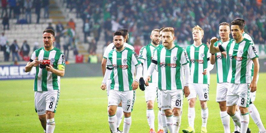 Konyaspor'da gözler kupaya çevrildi