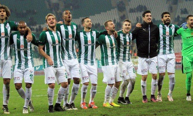 Bursasporlu futbolculardan Antalyaspor değerlendirmesi
