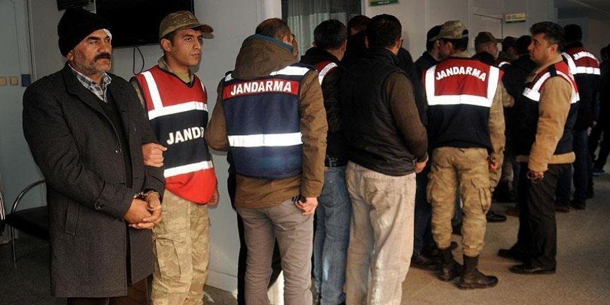 PKK'ya 15 milyon dolar haraç toplamışlar