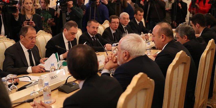 Suriye'de çözüm için ortak bildiri kabul edildi