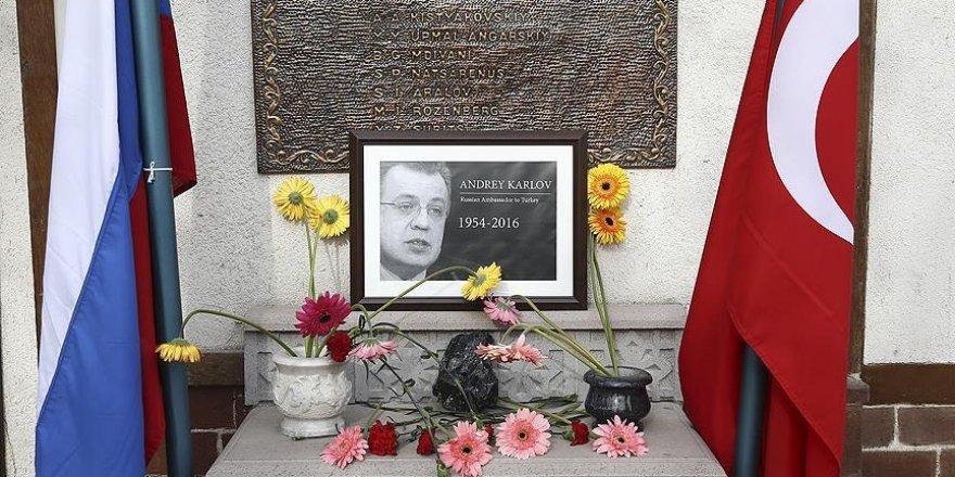 Rus Büyükelçi Karlov'un öldürülmesine ilişkin 1 polis daha tutuklandı