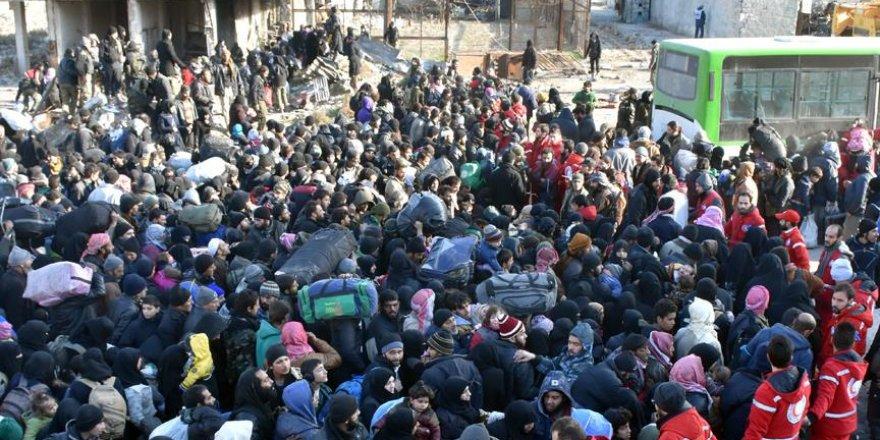 BM tahliyeler için Doğu Halep'e 20 gözlemci gönderecek