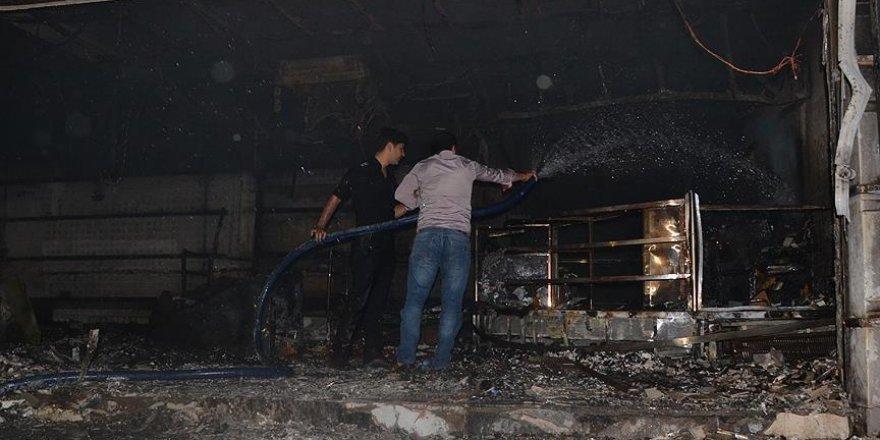 'Karargah önündeki patlamada 6 kişi hayatını kaybetti'
