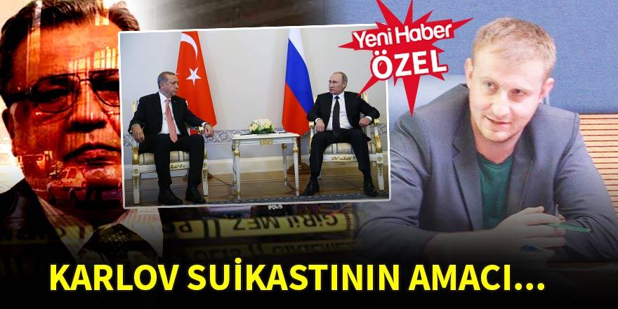 Amaç Türkiye'yi yalnızlaştırmak
