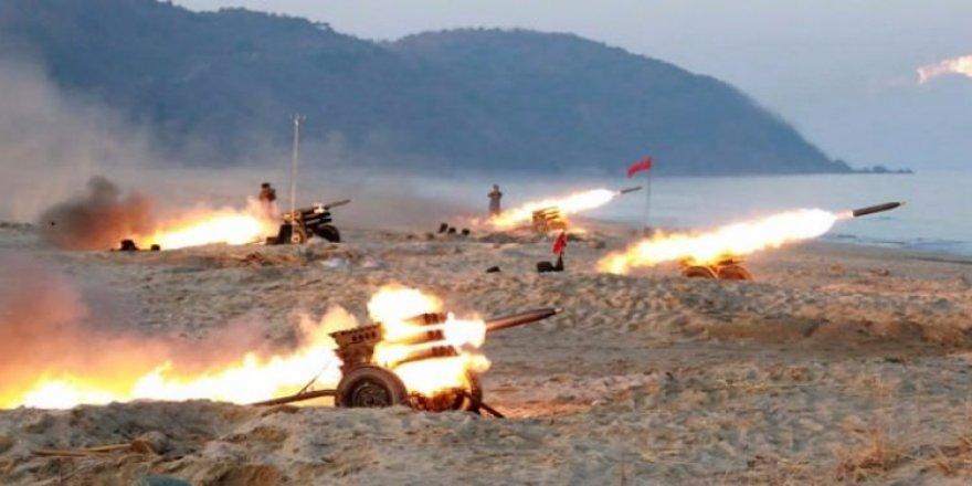 Kuzey Kore'den Seul'u yok etme tatbikatı
