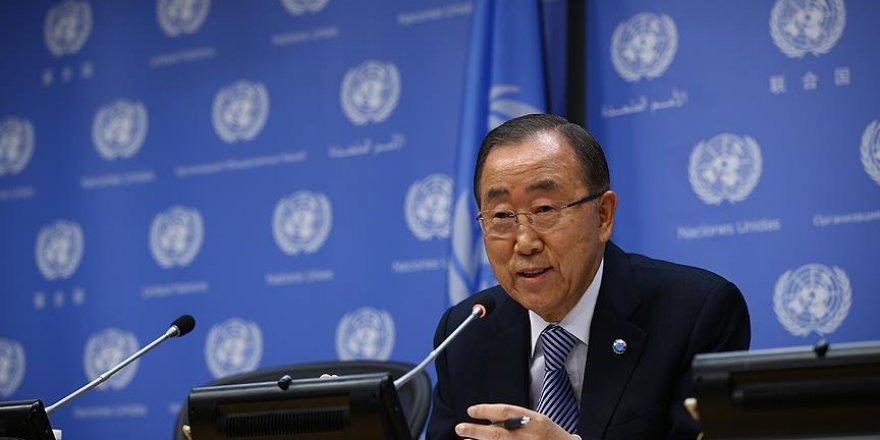 Ban Ki-mun'dan devlet başkanlığına adaylık sinyali