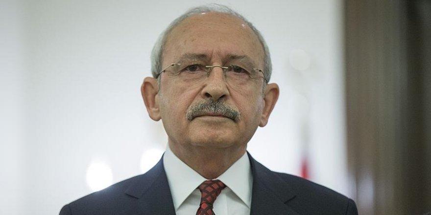 Kılıçdaroğlu'ndan Mehmet Akif mesajı