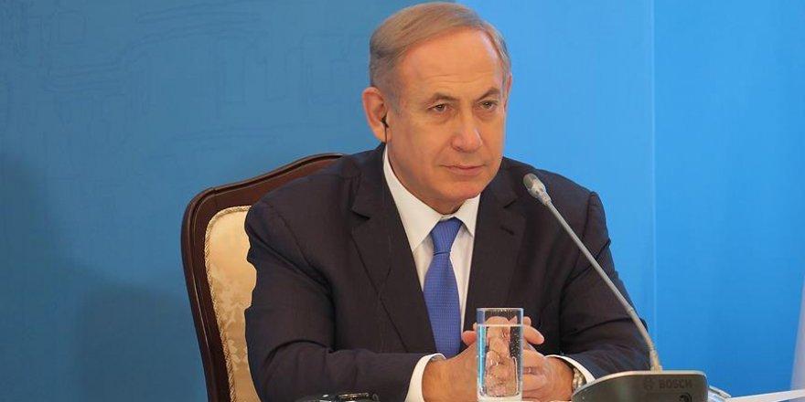 Netanyahu'dan 'Suriye' açıklaması