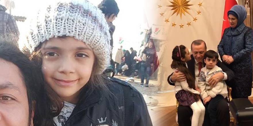 Halepli Bana Cumhurbaşkanlığı Külliyesi'nde