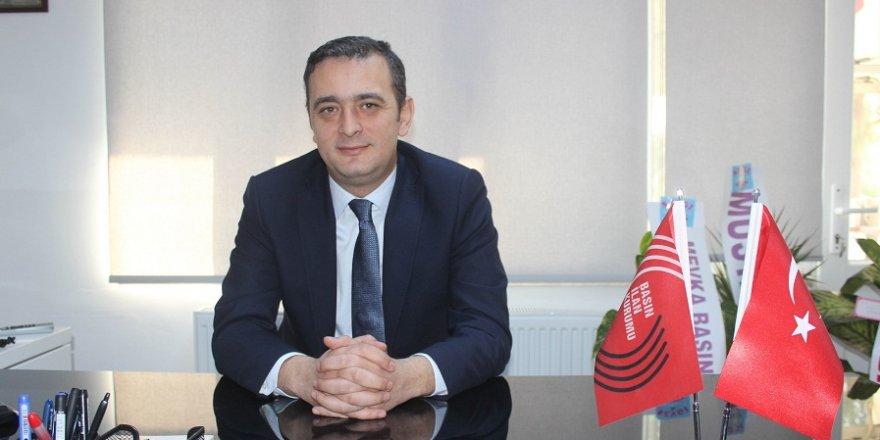 BİK Aydın Şube Müdürü Uluçamlıbel görevine başladı