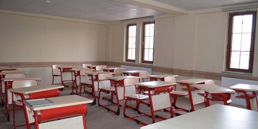 Ilgın'da hafız kız Kur'an kursu inşaatı tamamlandı