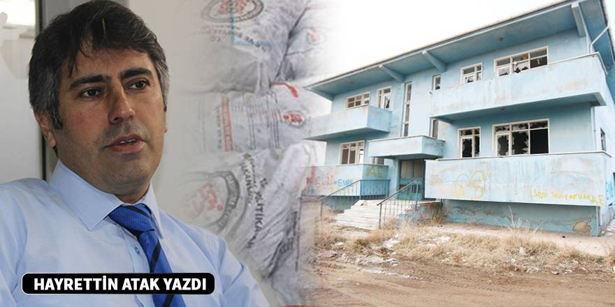 Konya'nın ilçe belediyesinden örnek(!) yardım! Camsız eve kömür bıraktılar