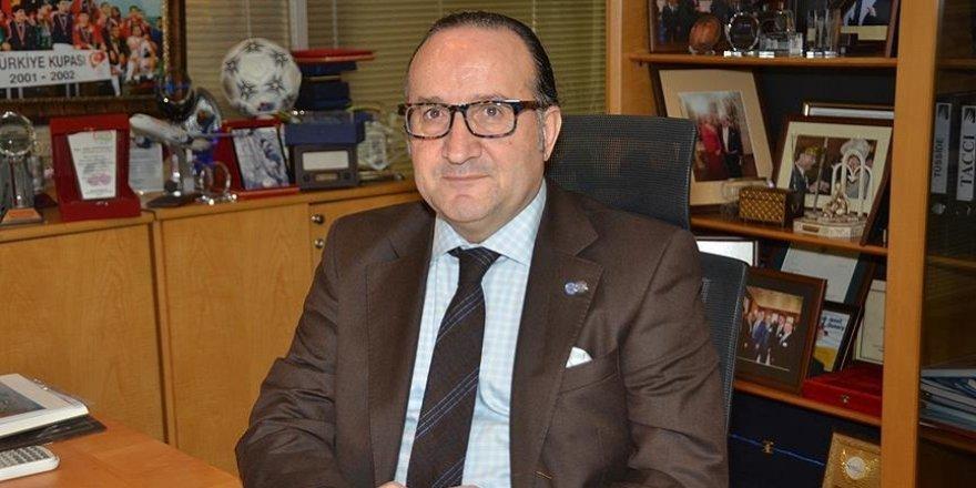 Zeytinoğlu, WCF Konsey Üyeliği'ne 3. kez seçildi
