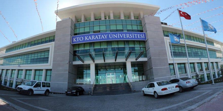 KTO Karatay Üniversitesi'nde eğitime iki gün ara verildi