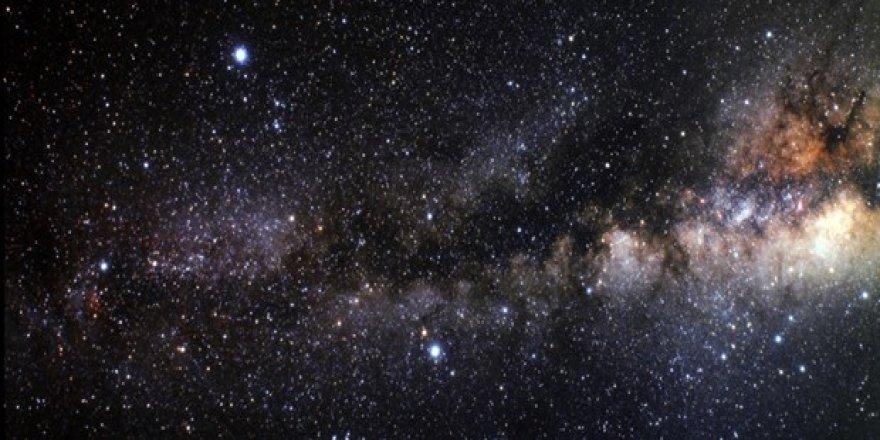 Samanyolu yakınında süper galaksi kümesi keşfedildi