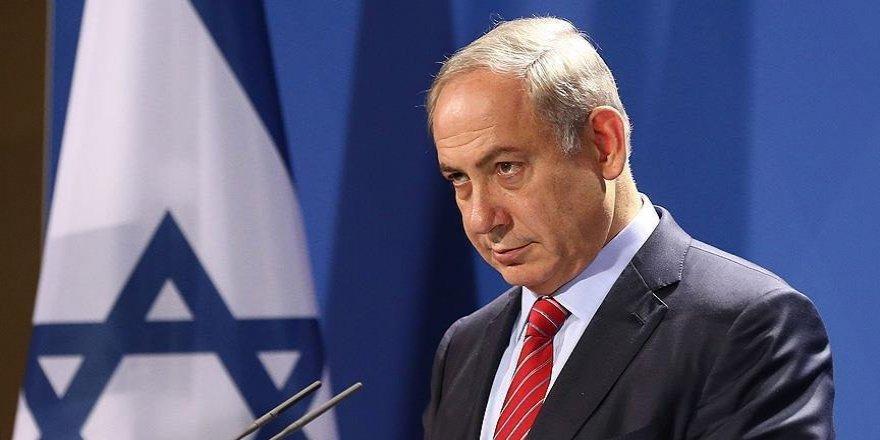 Netanyahu'dan Obama'ya veto çağrısı