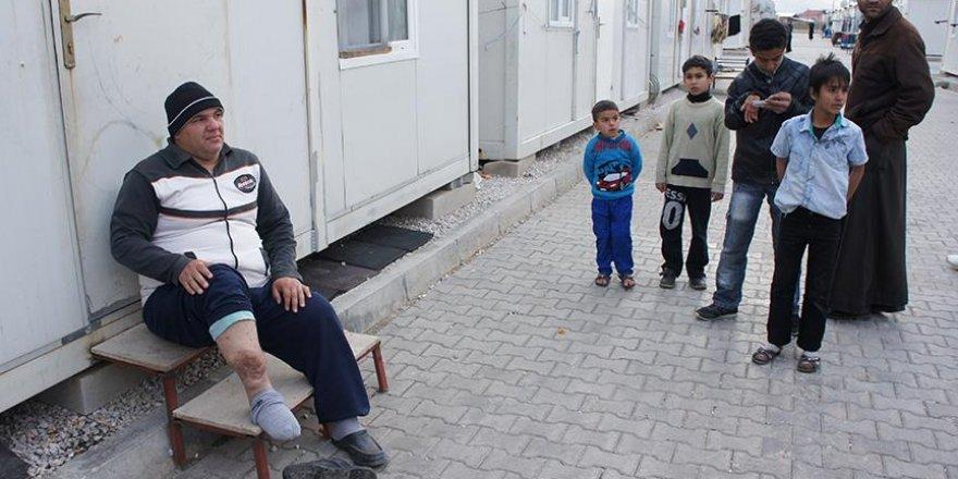 Türkiye'deki sığınmacılar Halep'e özgürlük istiyor