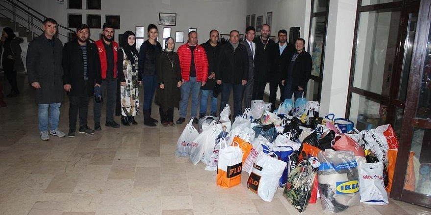 Perde, Halep için açıldı