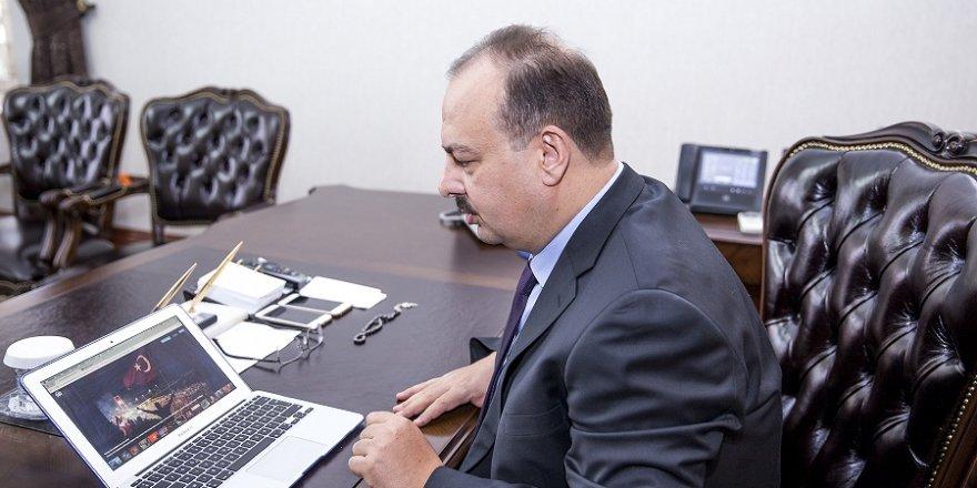 Konya Valisi Yakup Canbolat'a göre yılın fotoğrafları