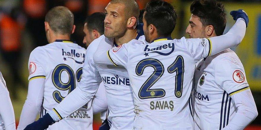 Fenerbahçe kupada ilk galibiyetini aldı
