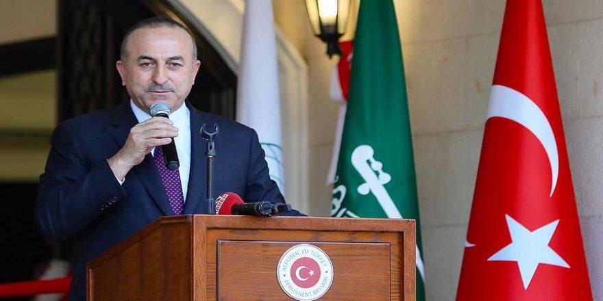Türkiye'nin İİT nezdindeki Cidde daimi temsilciliği açıldı