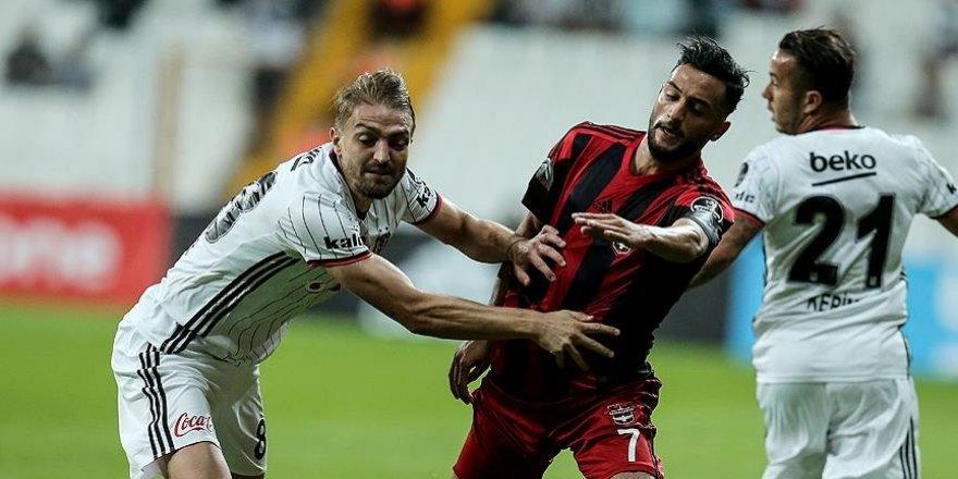 Beşiktaş ile Gaziantepspor 61. maça çıkıyor