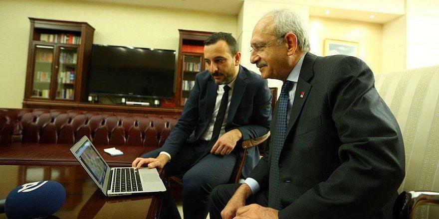 Kılıçdaroğlu 'Yılın Fotoğrafları' oylamasına katıldı