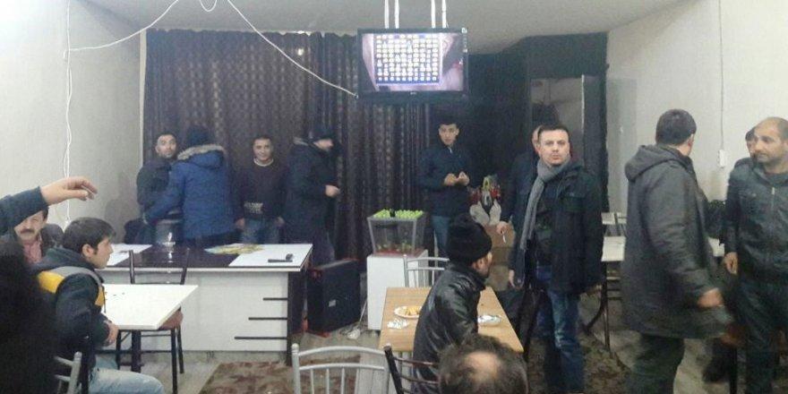 Konya'da kumar operasyonu! 50 kişiye...