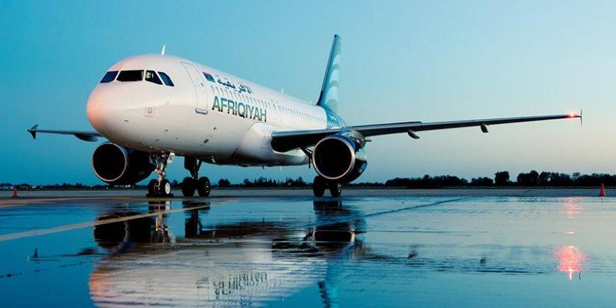 118 kişi taşıyan uçak kaçırıldı