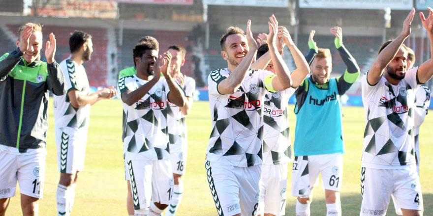 Atiker Konyaspor geçen sezonun gerisinde kaldı