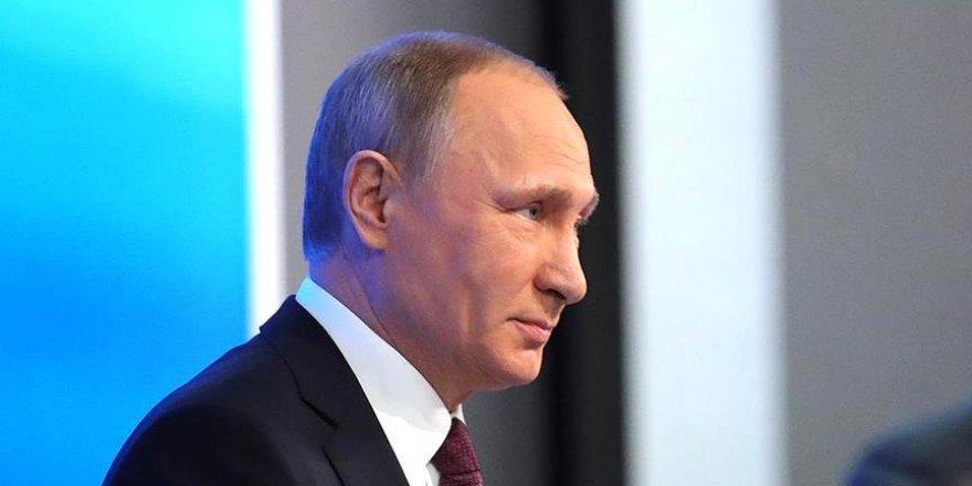 Putin'den 'Karlov suikastı' açıklaması