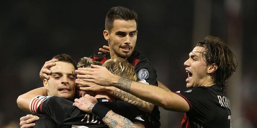 İtalya Süper Kupa'da zafer Milan'ın
